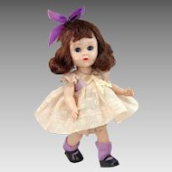 1955 Vogue Ginny Kinder Crowd SLW Doll #26