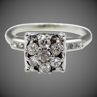 18k Gold JABEL Diamond Ring