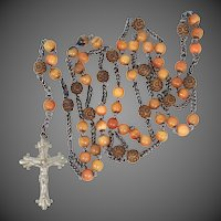 Vintage Chaplet of the Way of the Cross Rosary