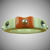 Signed MARC JACOBS Chunky Couture Bangle
