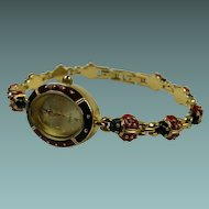 Joan Rivers Classics Collection Lucky Ladybug Watch