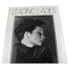 "Book Entitled ""Leading Ladies"" by Don Macpherson and Louise Brody"