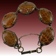 Jan Michaels of San Francisco Link Bracelet