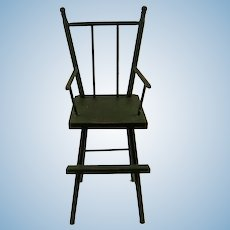 Vintage Doll or Teddy Bear Chair