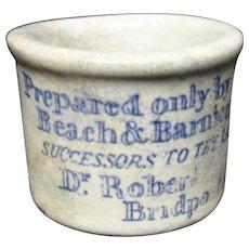 Poor Man's Friend Pot ~ QUACK Medicine ~  1880