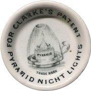 Victorian Fairy Lamp Night Light 1895