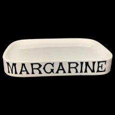Original English Ironstone Margarine Dairy Shop Display Stand c1890