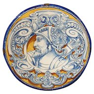 Antique Renaissance Style Platter from Spain