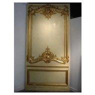 Antique French Louis XIV Style Boiserie Panel