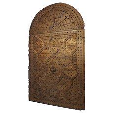Magnificent 17th Century Monastery Door from Spain