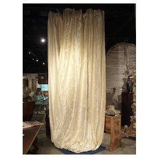 Lined Bergamo Silk Fabric