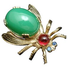 Insect Scatter Pin with Nice Stones