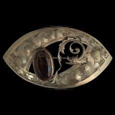 Dragon Egg Sash Pin Vintage