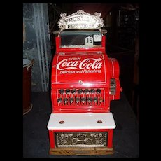 National Cash Register Advertising Coca-Cola