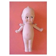 Little Bisque Kewpie©  Doll