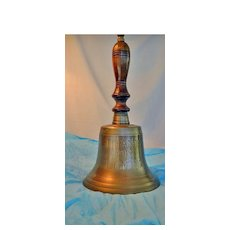 Large Brass Ship's Bell - Titanic, 1912, London