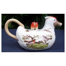 1896 Duck Creamer