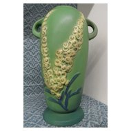 "Roseville - Foxglove Vase pattern 52-12"""