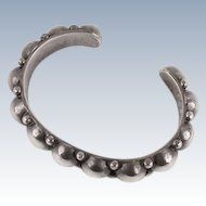 Great sterling heavy bangle