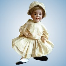 "Antique 26"" Laughing Jumeau French Bisque Head Character Baby Doll SFBJ 236 #12"