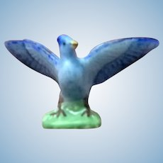Vintage BIRD Figurine 1:12 Dollhouse Miniature