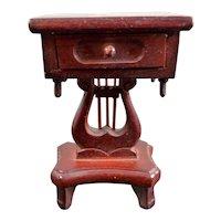 Vintage Bespaq Table 1:12 Dollhouse Miniature