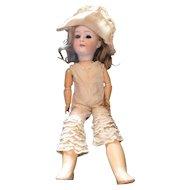 "Antique German Heubach Koppelsdorf Doll #312 Sur 2 18"" Tall For Restoration"