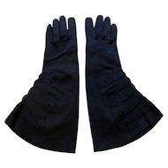 Vintage 1950s Christian DIOR Gloves 6 1/2*Movie Star JANE WITHERS Estate*