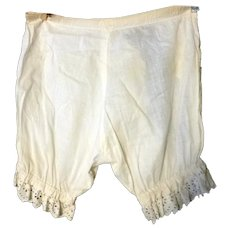 1930s SHIRLEY TEMPLE Movie Worn Pantaloons