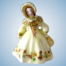 IGMA Artist Betty Neiswender FIGURINE 1:12 Dollhouse Miniature