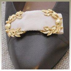 MUSI Bone Faille Shoe Clip