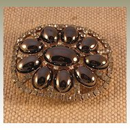 Vintage Oval Shaped Belt Buckle by MUSI