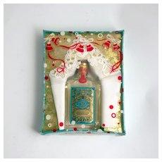 Vintage 4711 Eau De Cologne Fragrance Scent Perfume Unopened Sealed S817