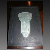 1925 James Milliken University Decatur College Yearbook