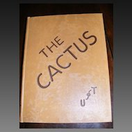 1949 University of Texas, Austin Cactus Yearbook - Tom Landry