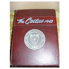 1942 University of Texas Yearbook - The Cactus