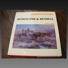 Remington & Russell by Brian W. Dippie 1982 1st Edition