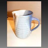 Concord Pottery signed and dated Creamer / small pitcher