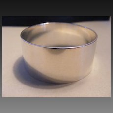 Beautiful Tiffany Napkin Ring