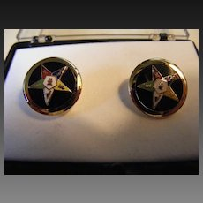 The Sons of Hermann Of Texas Cuff Links