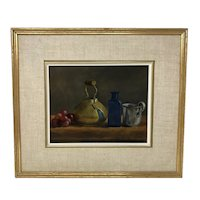 Canadian Roy Mandell Still Life Painting