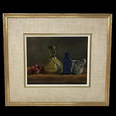 Canadian Roy Mandell Still Life Painting