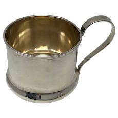 Roden 925 Silver Christening Cup