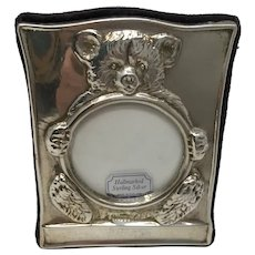 Birmingham Sterling Silver Picture Frame