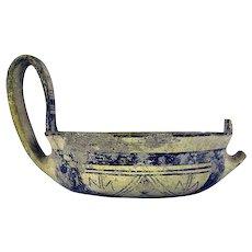 Ancient Greek Daunian Kylix Pottery 400-600 B.C.
