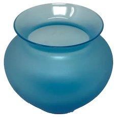 Cristal de Sevres France Vase