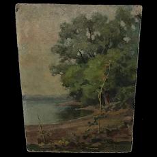 Nina May Owens Canadian Painting