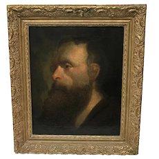 Johann Baptist de Ruel 1634-1685 Edelmannes Painting