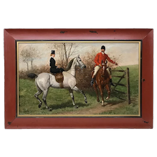John Alexander Henry Bird 1846-1936 Painting