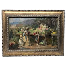 Irme Gergely 1868-1914 Hungarian Painting